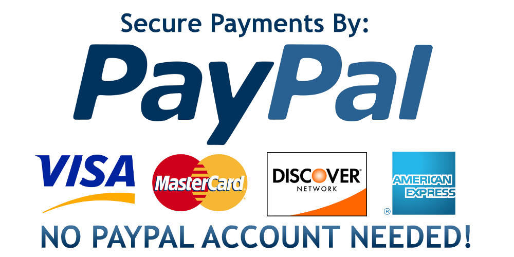PayPal Payment Credit card American Express Service.