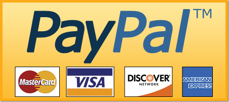 PayPal Donate Button PNG Pic.
