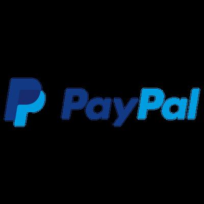Paypal Logo transparent PNG.