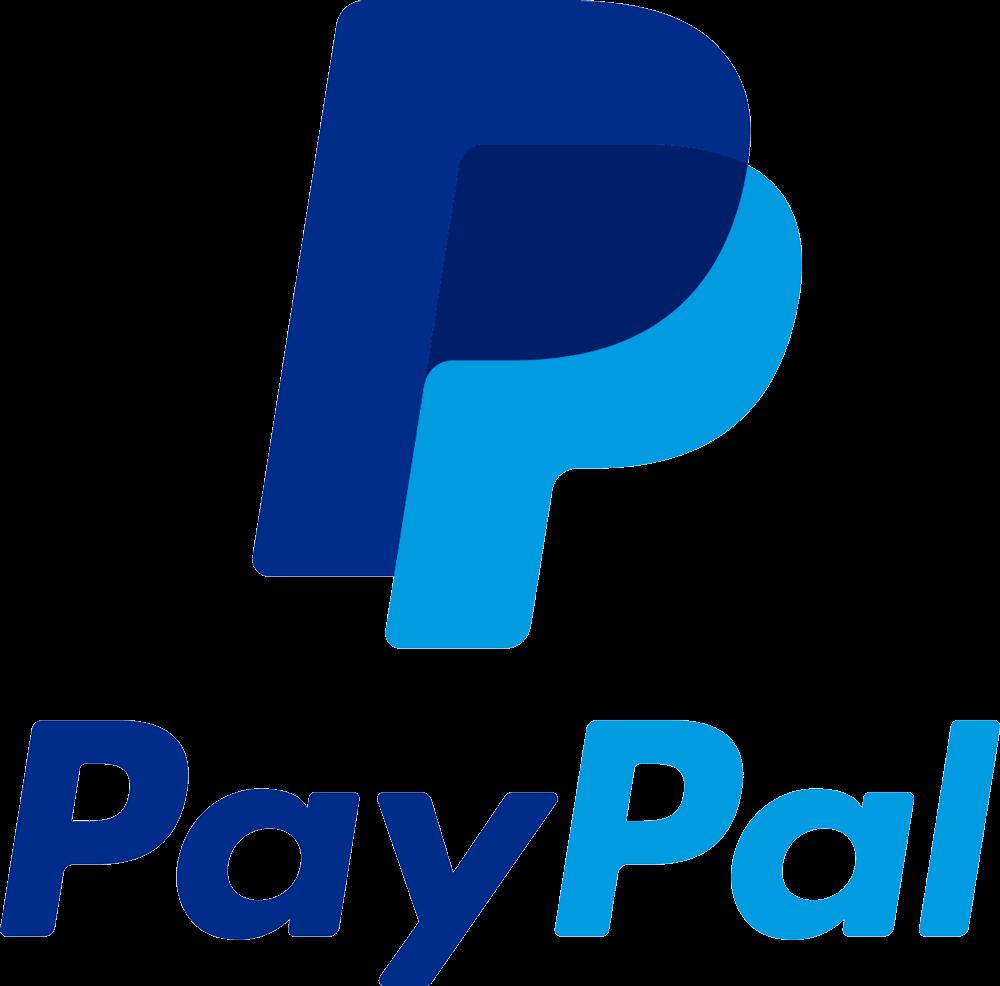 PayPal logo PNG images free download.