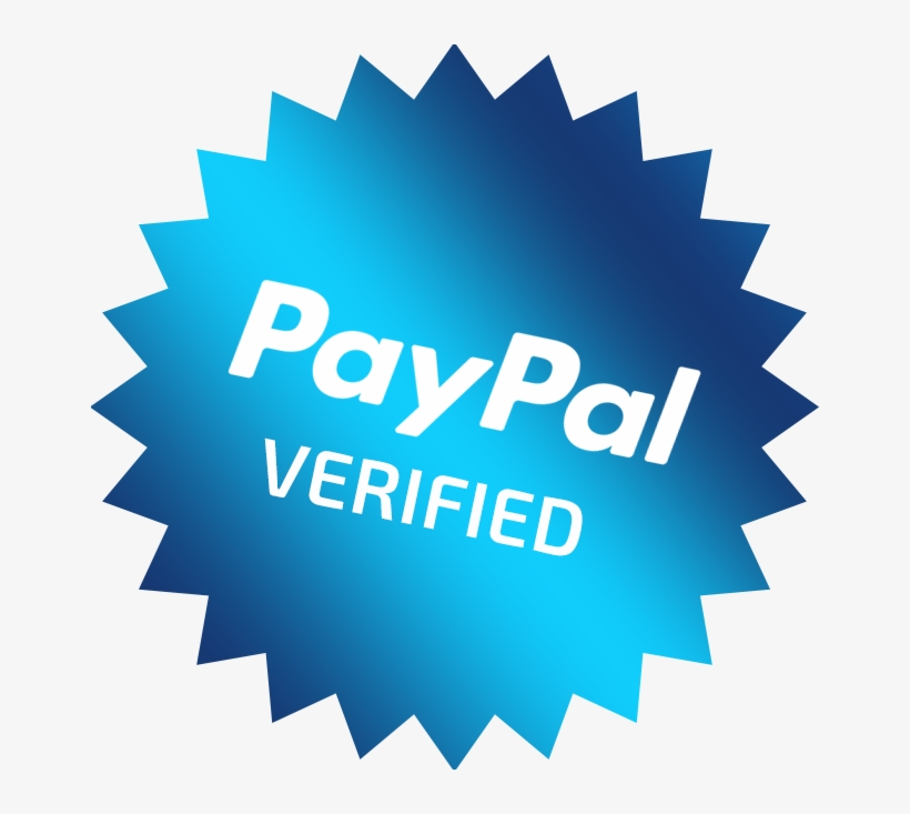 Paypal Verified Png.