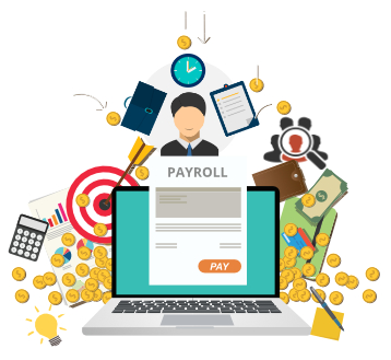 Accountant clipart payroll clerk, Accountant payroll clerk.