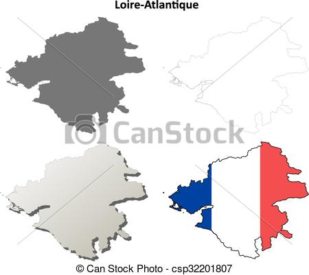 Vector Clipart of Loire.