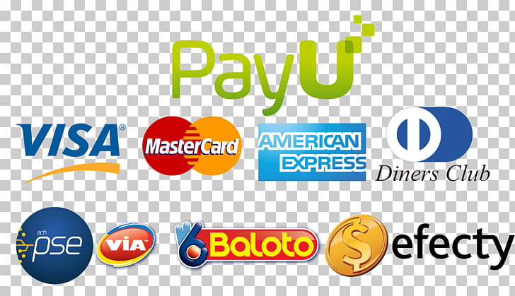 Payu Colombia Payment Logo Betaalwijze Credit card, 40 OFF.