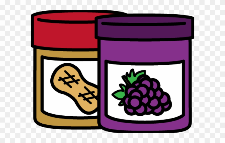 Pb And J Clipart.
