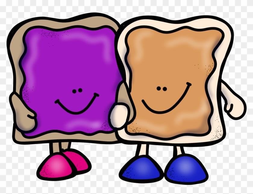 Peanut Clipart Sandwich.