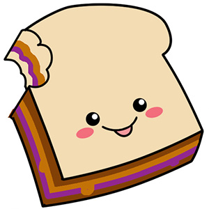 Peanut Butter And Jelly Clipart.
