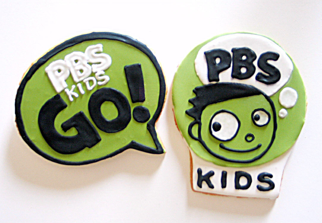 PBS Kids \'Go!\', Rolling Pin Productions.