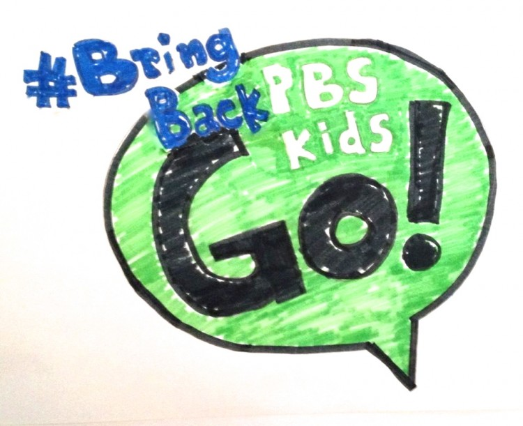 Sign petition: #Bring Back PBS Kids Go! Now. · GoPetition.com.