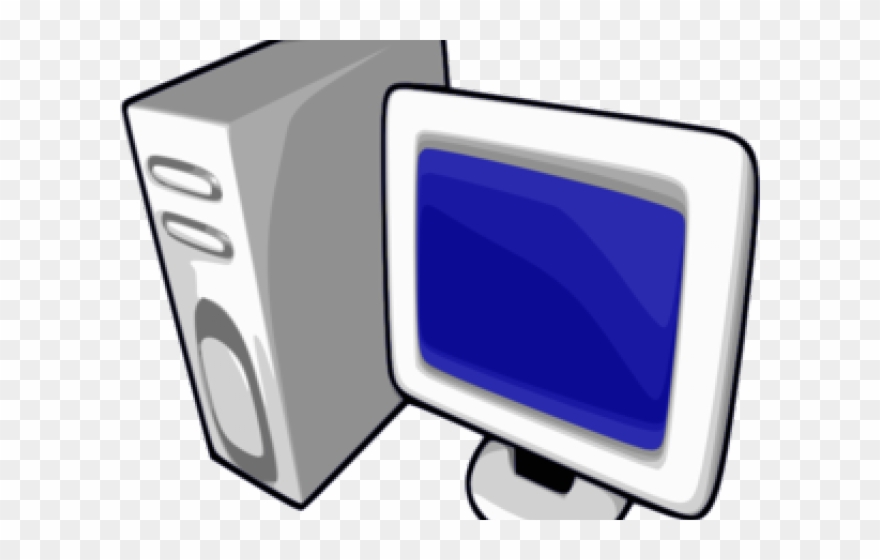 Computer Pc Clipart Royalty Free.