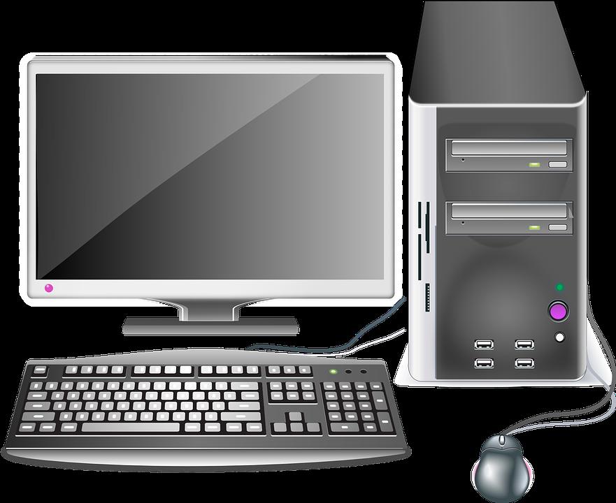 Computer Master Clipart.