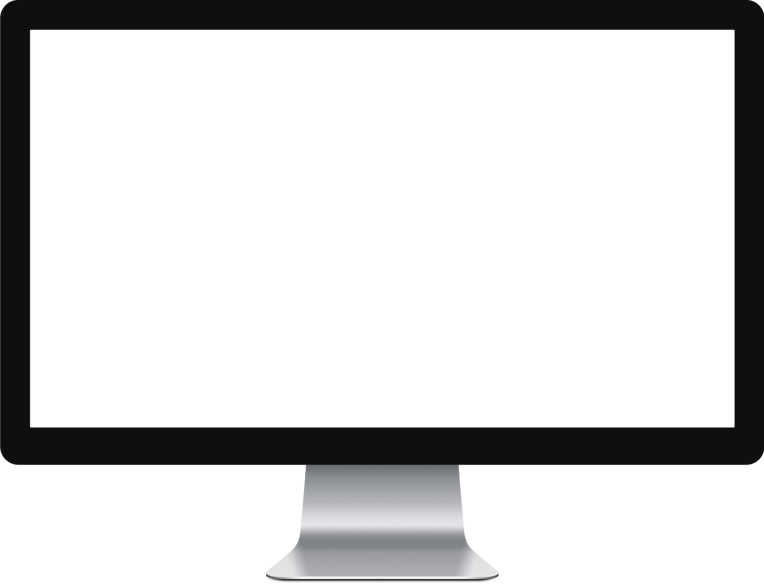 Frame Computer Monitor Png.