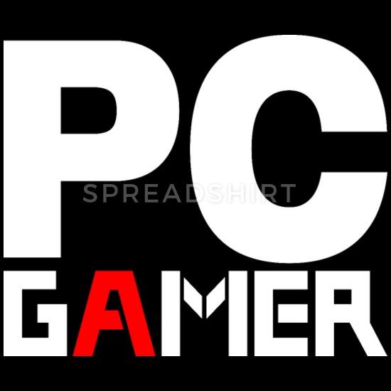 PC Gamer Gaming Logo Baseball Cap.
