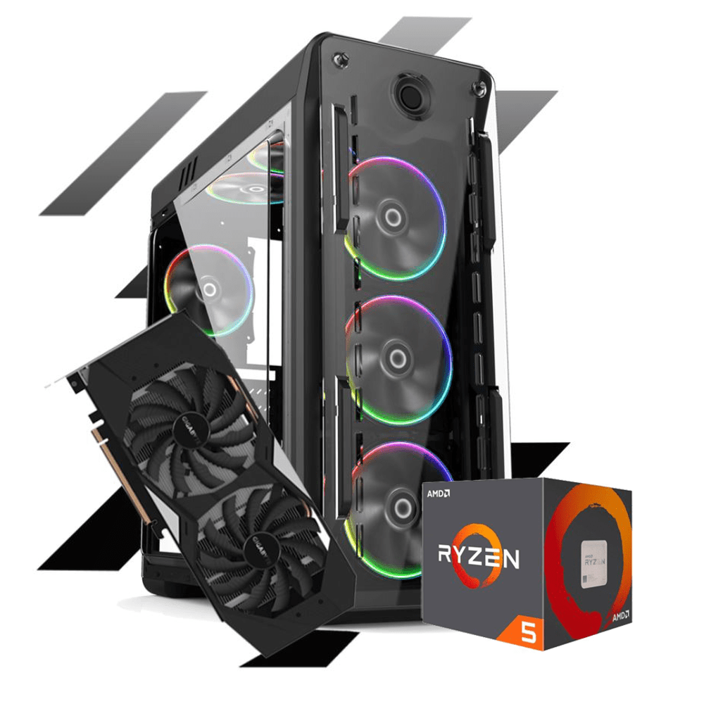 PC Gamer Optical AMD.