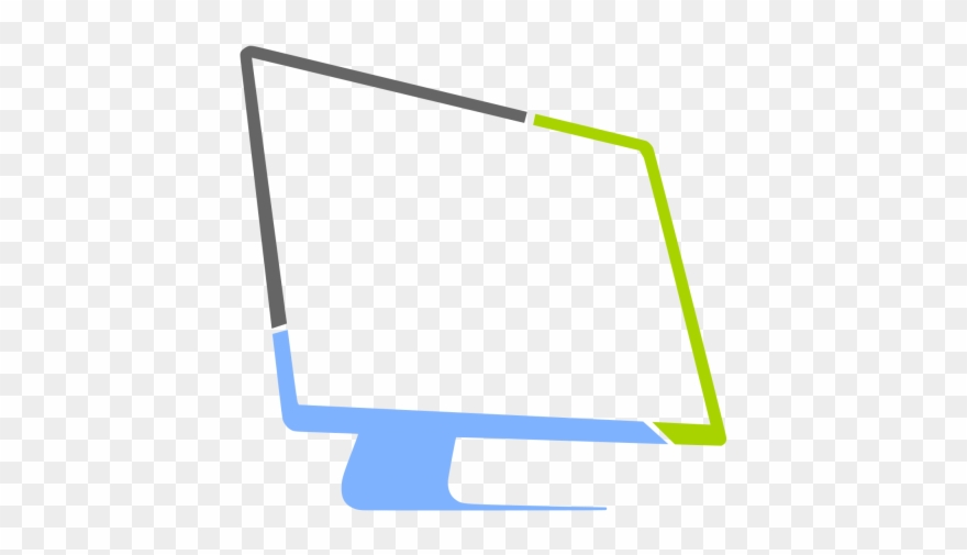 Display Clipart Computer Logo.