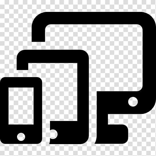 Responsive web design Smartphone Logo Mobile Phones, tablet.