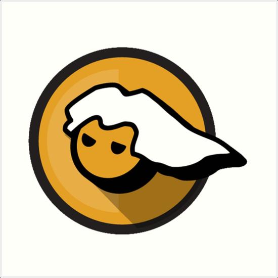 \'PC Master Race Logo\' Art Print by AlbertRB.