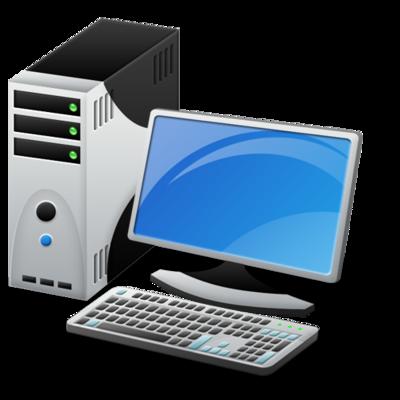 Computer PC PNG Transparent Images.