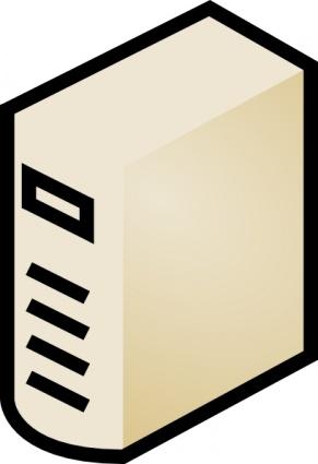 Clipart server computer free.