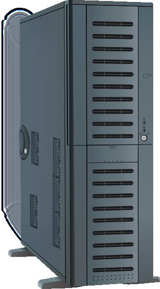 Computer Tower Case Clip Art at Clker.com.