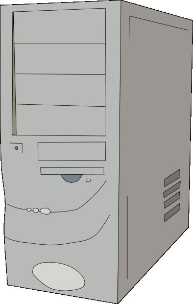 Case Tower Clip Art at Clker.com.