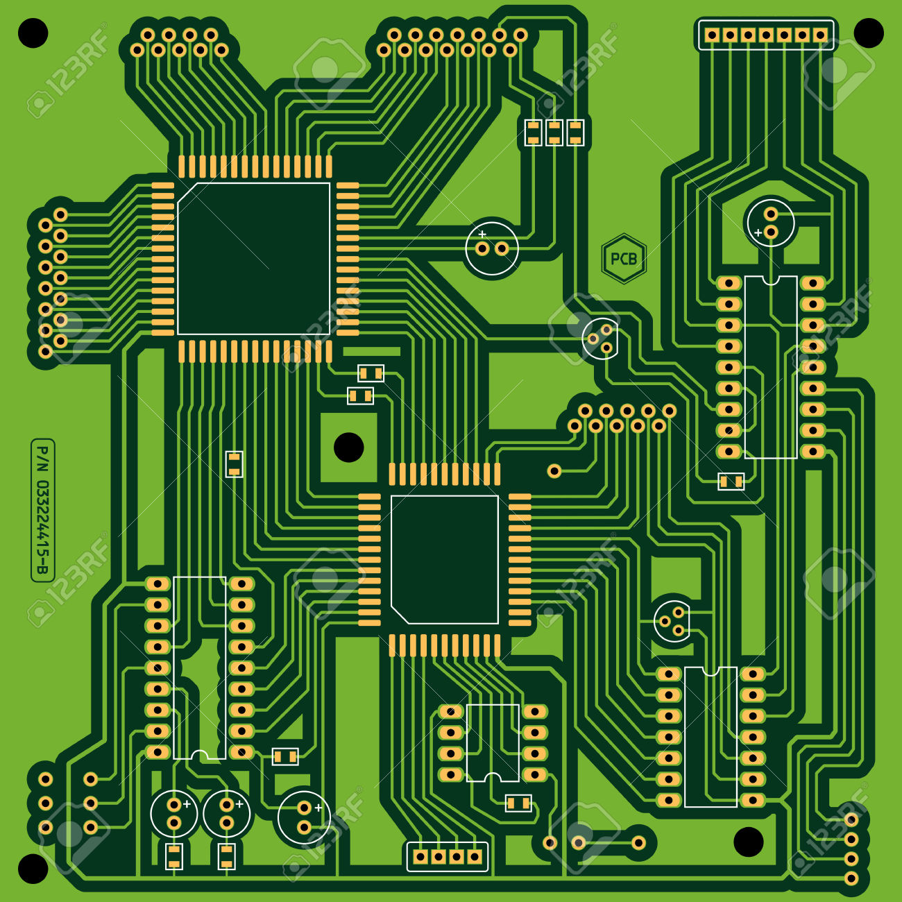 Pcb Clipart Clipground