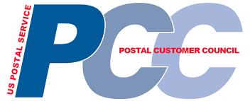 USPS PCC logo.