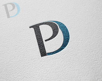 PD logo Designed by ANGELKING.