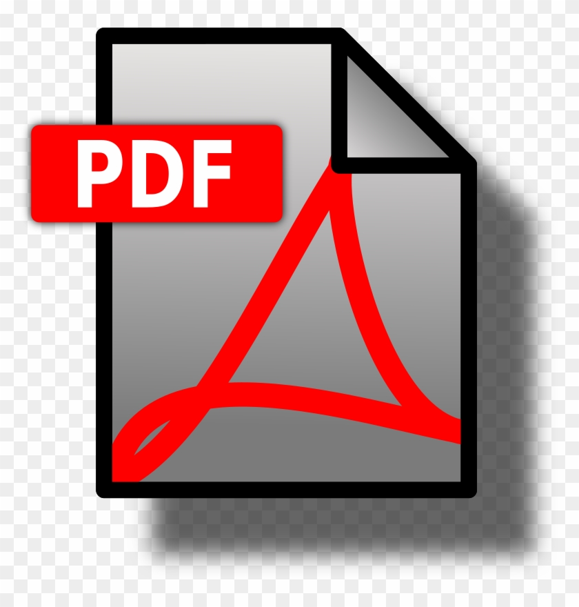 Small Pdf Icon Png.