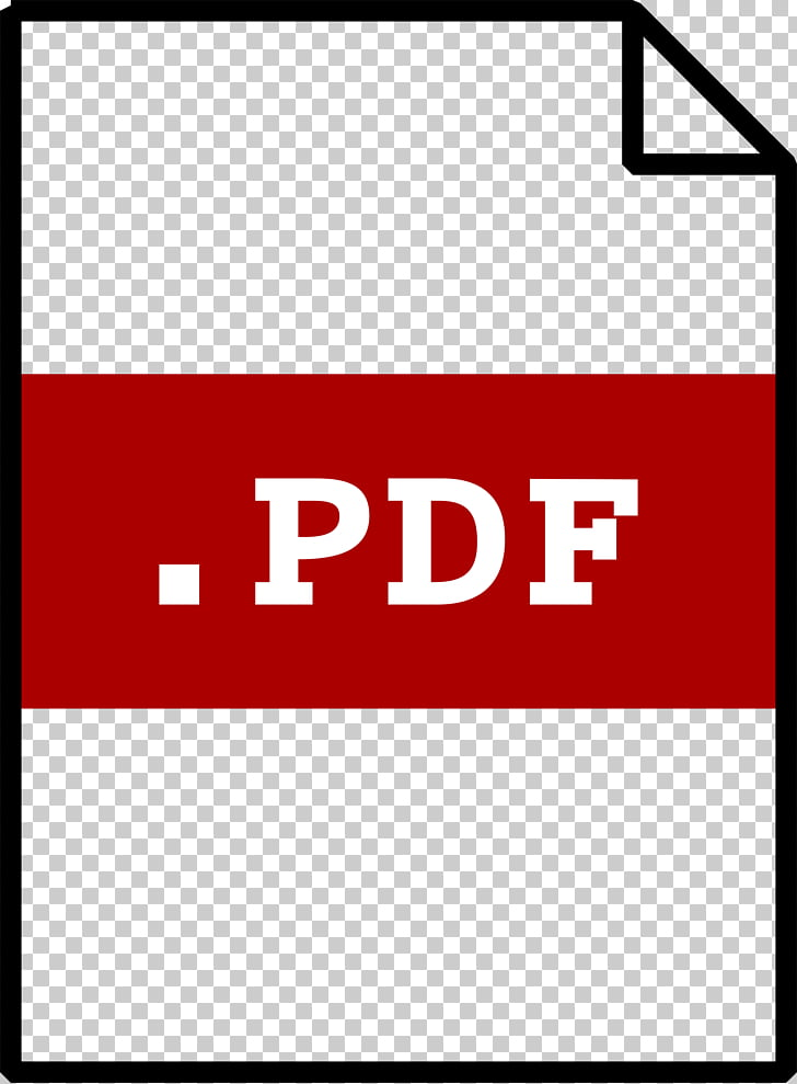 Portable Document Format Computer Icons , Pdf Icon Simple.