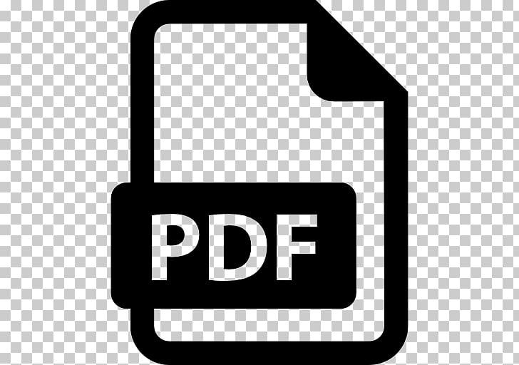 PDF Adobe Acrobat Computer Icons, pdf icon PNG clipart.