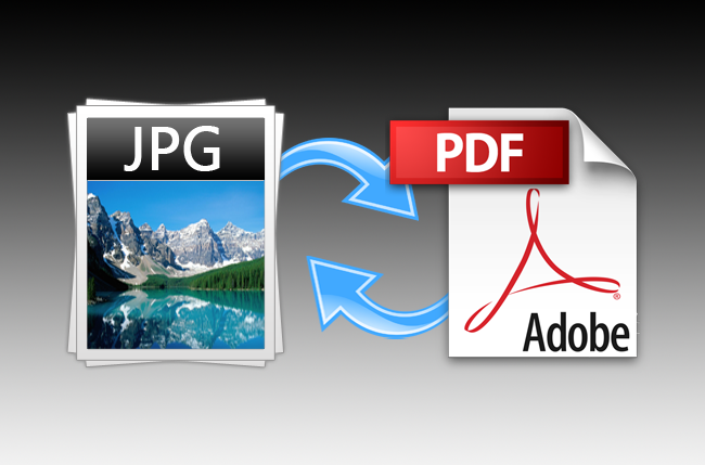 How to Easily Convert a PDF to JPG.