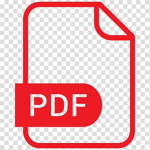 Computer Icons PDF Filename extension, pdf icon transparent.