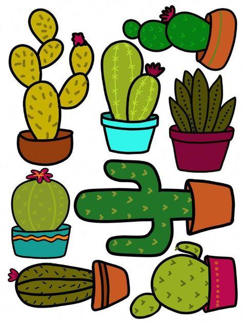 Cactus # printables.pdf #.