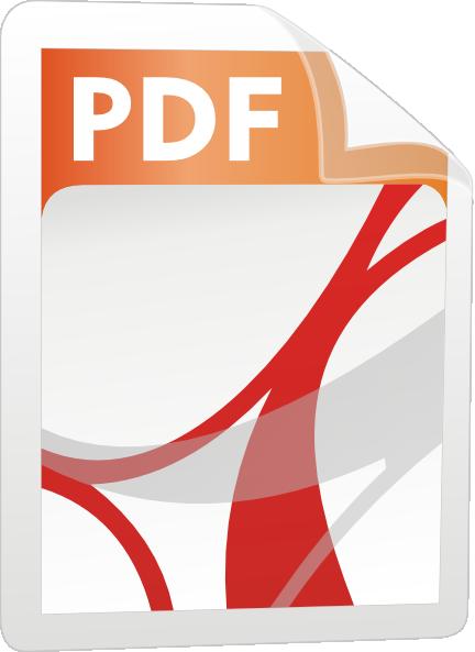 Pdf Icon Clip Art at Clker.com.