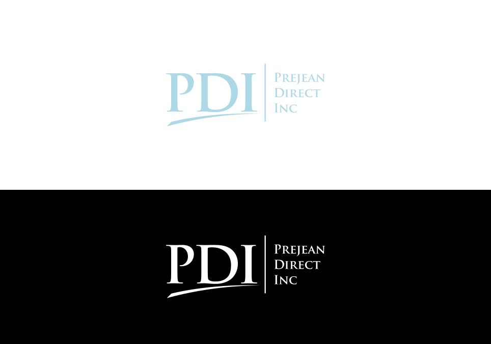 Elegant, Playful Logo Design for PDI Prejean Direct Inc by.