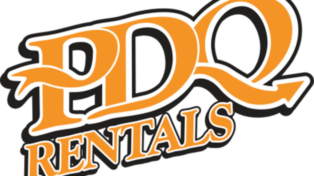 PDQ Rentals.