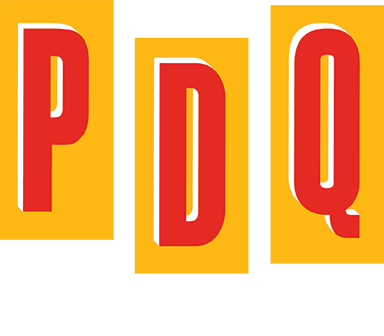 PDQ Gift Cards.