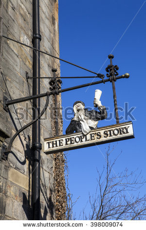 Canongate Stock Images, Royalty.