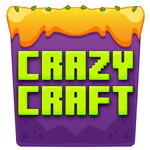 Crazy Craft on Castle World PE.