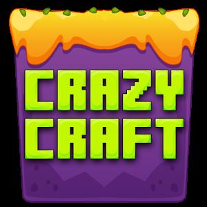 Crazy Craft on Castle World PE.
