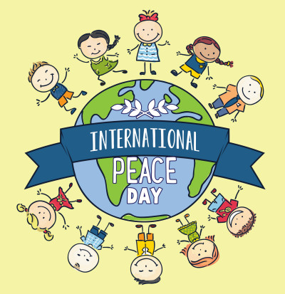 Peace Day for Kids.