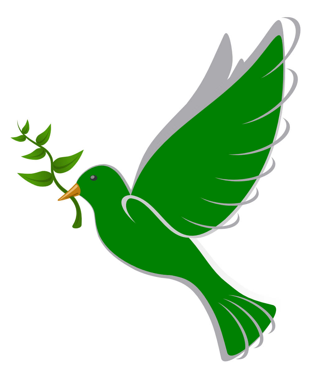 Peace Dove Clipart.