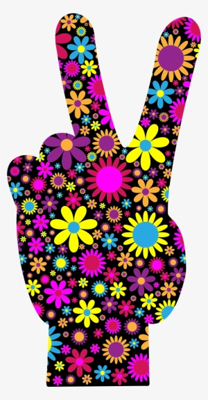 Peace Sign Hand PNG, Transparent Peace Sign Hand PNG Image.