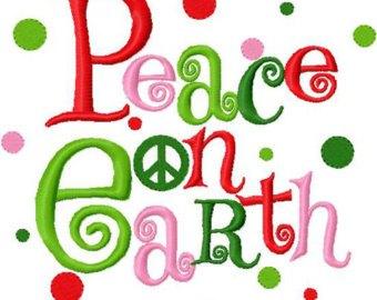 Peace on earth clipart 4 » Clipart Portal.