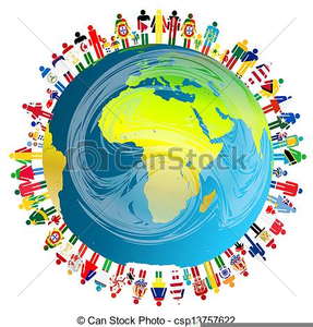 Peace On Earth Clipart Free.