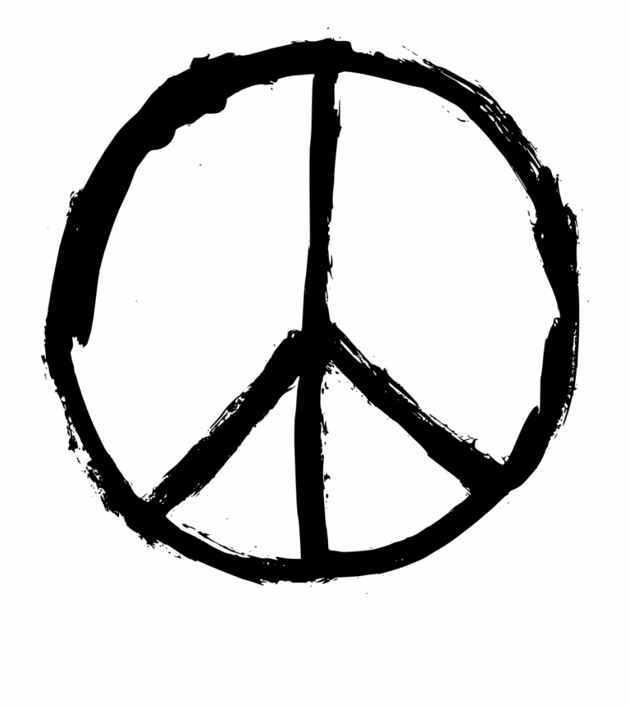 Peace Symbol Png Free PNG Images & Clipart Download #224143.