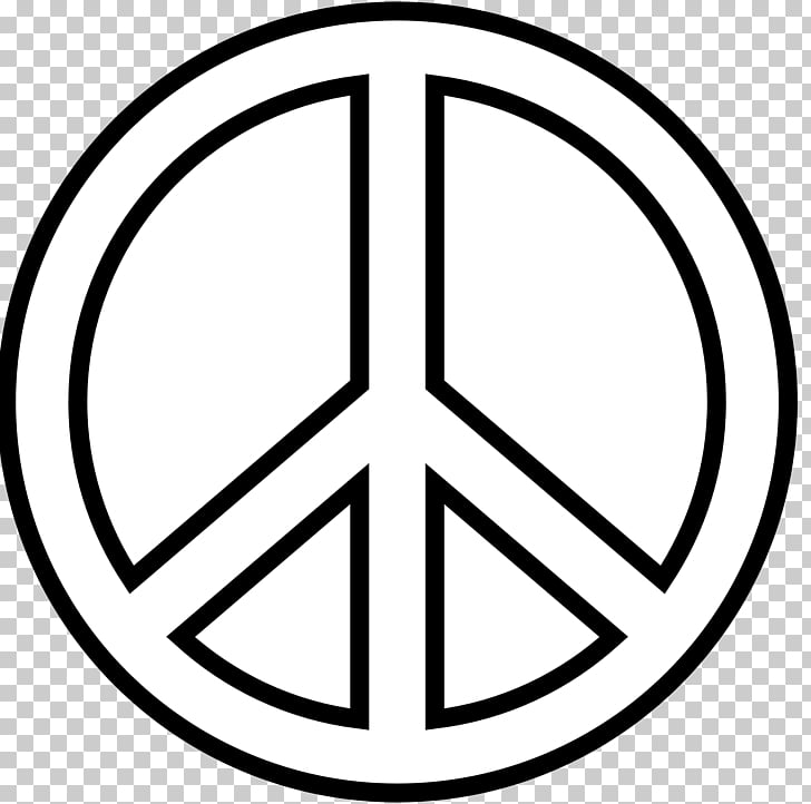Peace symbols Black and white Drawing , Printable Peace Sign.