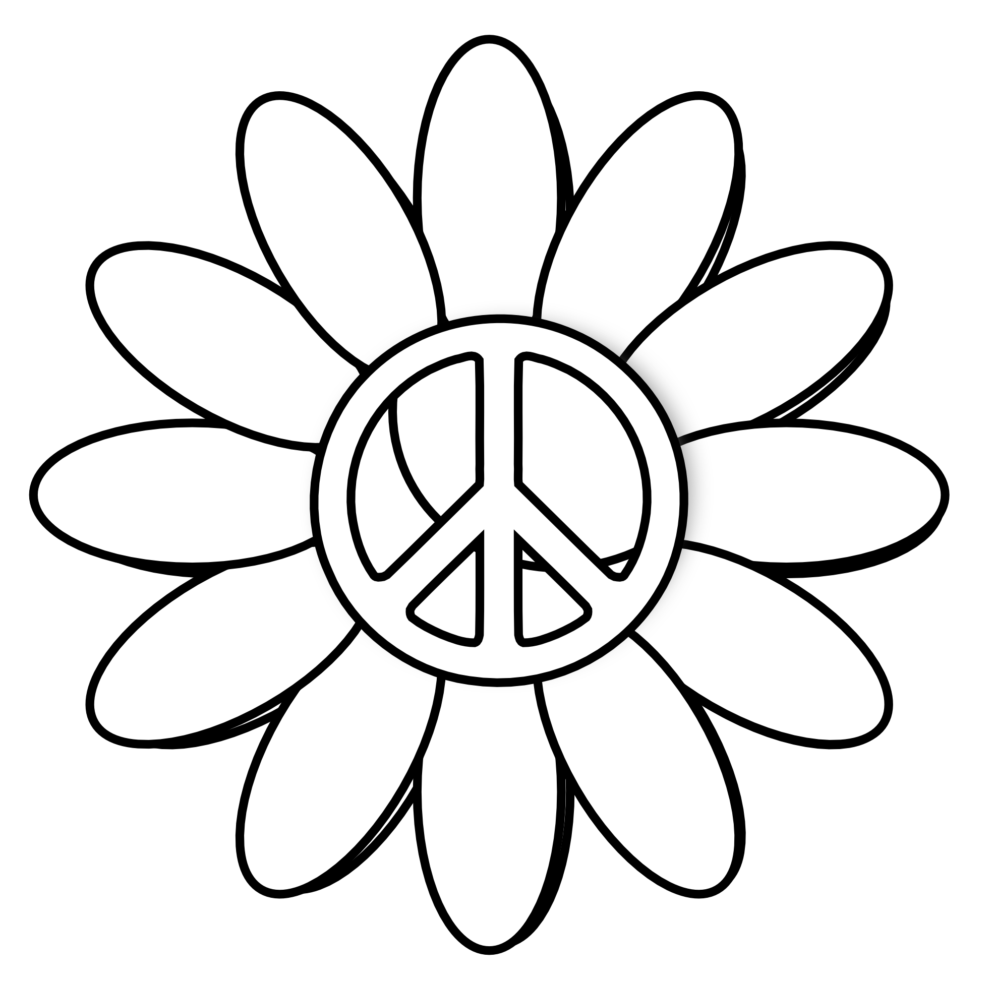 Similiar Peace Flower Clip Art Keywords.