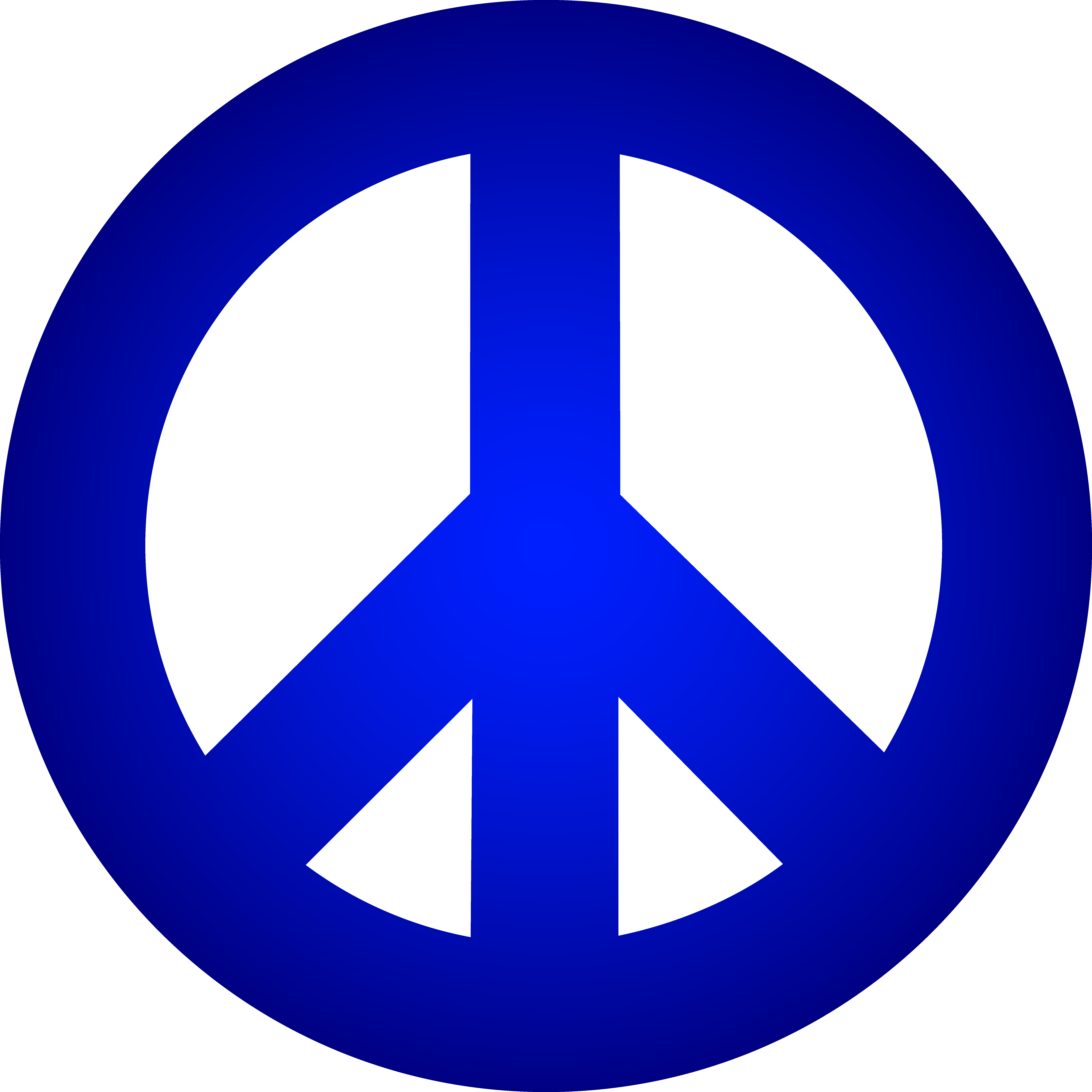 Peace Sign Clip Art Borders.
